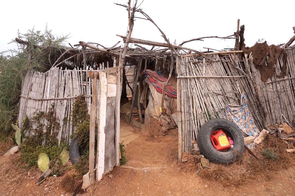 Snake Charmer's Hut