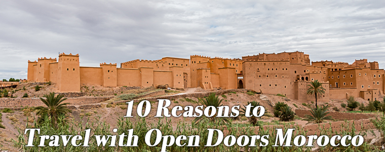 10 Reasons to Travel with ODM