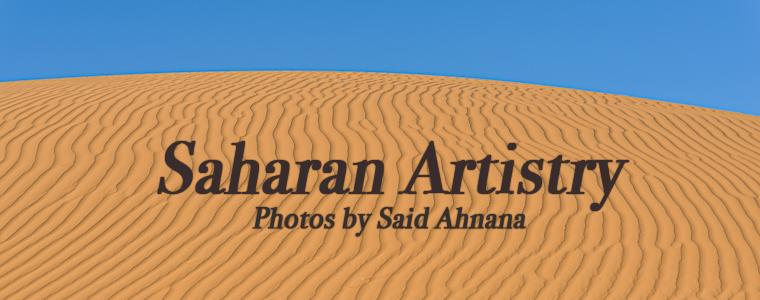Saharan Artistry